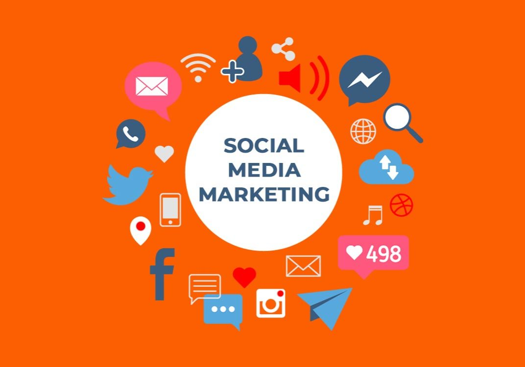 Our Services - Social Media Marketing