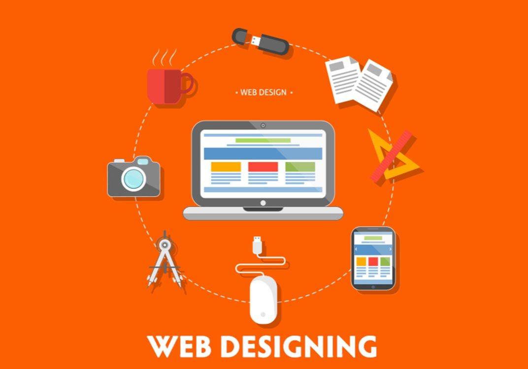 Our Services - Website Design